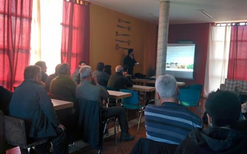 Jornada formativa realizada en Salamanca.