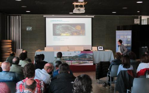 Jornada formativa realizada en Valladolid.